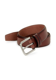 Cole Haan Wide Leather Belt