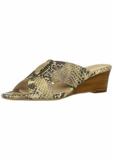 Cole Haan Women's Adley Grand Wedge Sandal Slide   B US