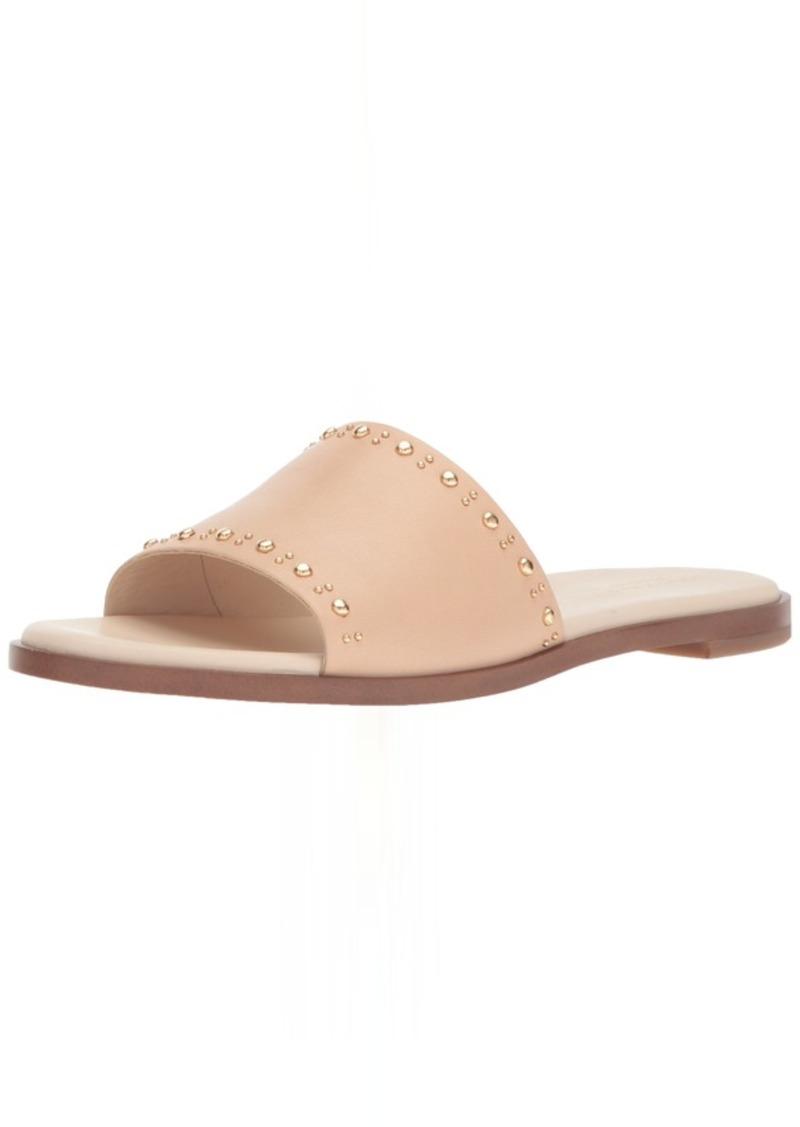 Cole Haan Women's Anica Stud Slide Sandal   B US