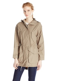 Cole Haan Women's Boyfriend Anorak with Hood