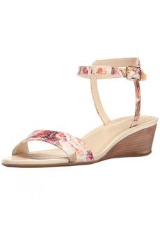 Cole Haan Women's Elsie Slip on Ii Wedge Sandal  7.5 B US