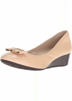 Cole Haan Women's Emory Bow Wedge (40MM) Pump   B US