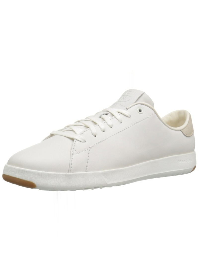 Cole Haan Women's GrandPro Tennis Leather Lace OX Fashion Sneaker   B US