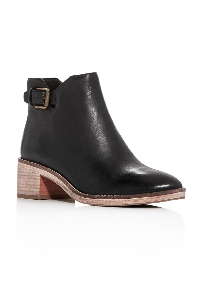 Cole Haan Women's Harrington Block-Heel Booties
