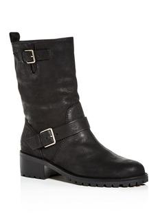 Cole Haan Women's Hemlock Moto Boots