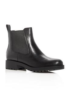 Cole Haan Women's Jannie Waterproof Leather Chelsea Booties