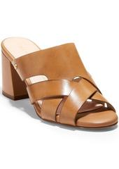 Cole Haan Women's Jodie Block-Heel Mule Sandals