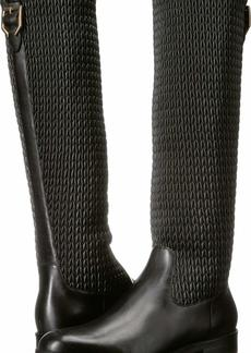 Cole Haan Women's Lexi Grand Stretch Boot Mid Calf   B US