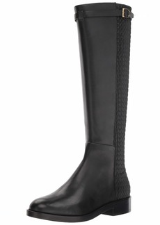 Cole Haan Women's Lexi Grand Stretch Strap Boot Mid Calf   B US