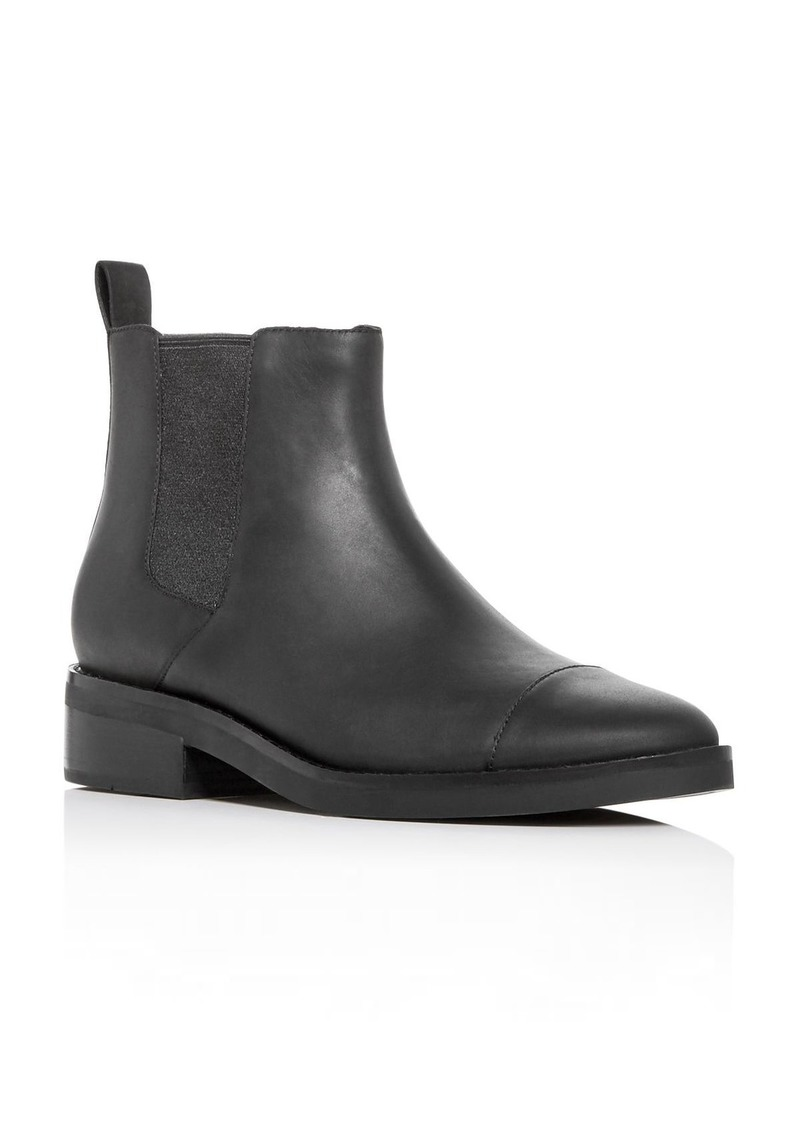 Cole Haan Women's Mara Low-Heel Chelsea Booties