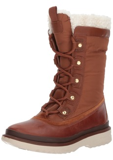 Cole Haan Women's Millbridge Lace up Boot WP  5 B US
