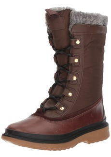 Cole Haan Women's MILLBRIDGE LACE UP Boot WP  9 B US