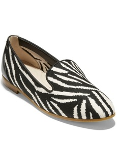 Cole Haan Women's Modern Classic Knit Loafers