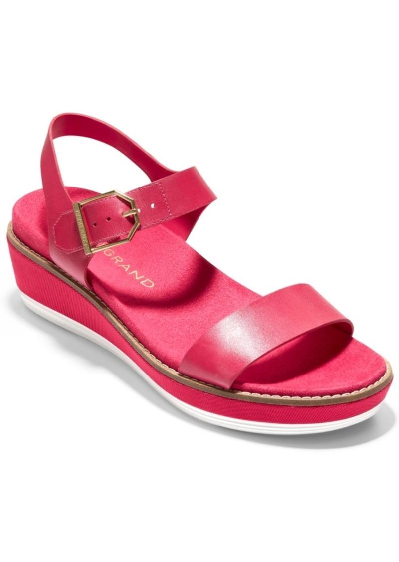 Cole Haan Women's OriginalGrand Flatform Wedge Sandals