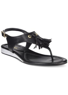 Cole Haan Women's Rona Grand Tasseled Sandals Women's Shoes