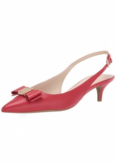 Cole Haan Women's TALI Bow Sling Pump   B US