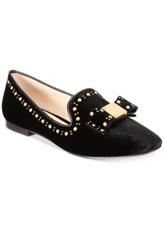 Cole Haan Women's Tali Bow Studded Loafers