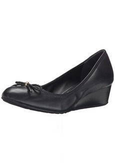 Cole Haan Women's Tali Grand Lace Wedge 40 Pump