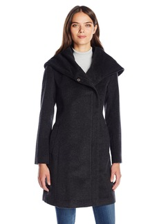 Cole Haan Women's Wrap Coat