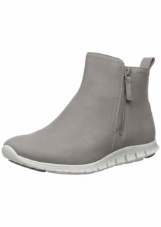 Cole Haan Women's Zerogrand Side Zip Bootie Waterproof Ankle Boot   B US