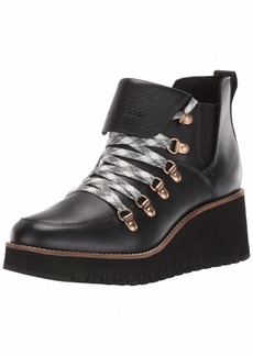 Cole Haan womens Zerogrand Wdg Hkr Wp Ankle Boot   US
