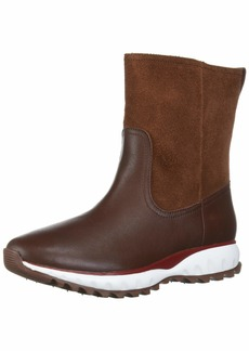 Cole Haan Women's Zg Xc Boot (Wp) Mid Calf   B US