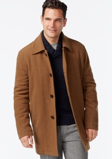 Cole Haan Wool-Blend Coat