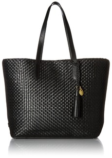 Cole Haan Woven Collection Payson Tote black