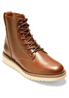 Cole Haan ZERØGRAND Waterproof Plain Toe Boot (Men)