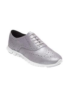 Cole Haan ZERØGRAND Wingtip Oxford Sneaker (Women)