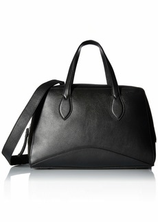 Cole Haan Zero Grand Leather Satchel Handbag