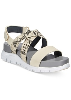 Cole Haan Zerogrand Crisscross Sandals