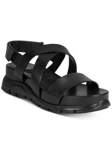 Cole Haan Zerogrand Crisscross Sandals Women's Shoes