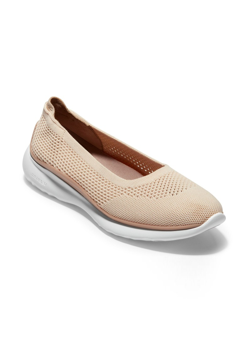 Cole Haan ZeroGrand Knit Sneaker (Women)