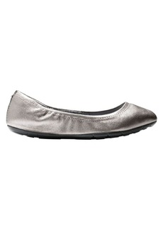 Cole Haan Zerogrand Leather Ballet Flats