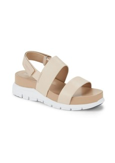 Cole Haan Zerogrand Leather Sandals