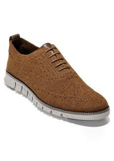 Cole Haan ZeroGrand Stitchlite Wool Wingtip Oxford (Men)