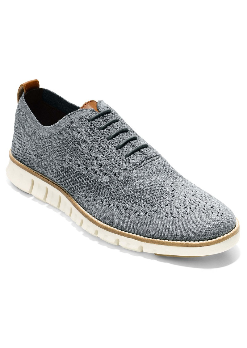 Cole Haan ZeroGrand Stitch-lite Wingtip Oxford (Men)