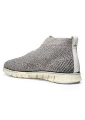 Cole Haan ZeroGrand Stitchlite Knitted Wool Chukka Boot (Men)
