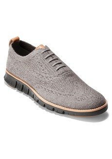 Cole Haan ZeroGrand Stitchlite™ Water Resistant Wool Oxford (Men)