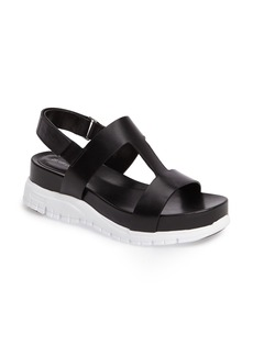 Cole Haan ZeroGrand T-Strap Sandal (Women)