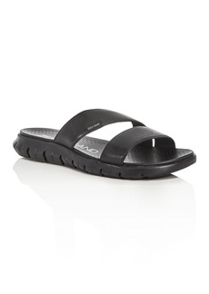 Cole Haan Zerogrand Two Strap Slide Sandals