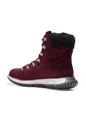 Cole Haan Zerogrand Waterproof Boot with Genuine Shearling Trim (Women)