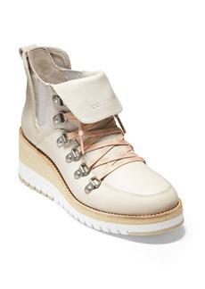 Cole Haan ZeroGrand Waterproof Wedge Hiker Boot (Women)