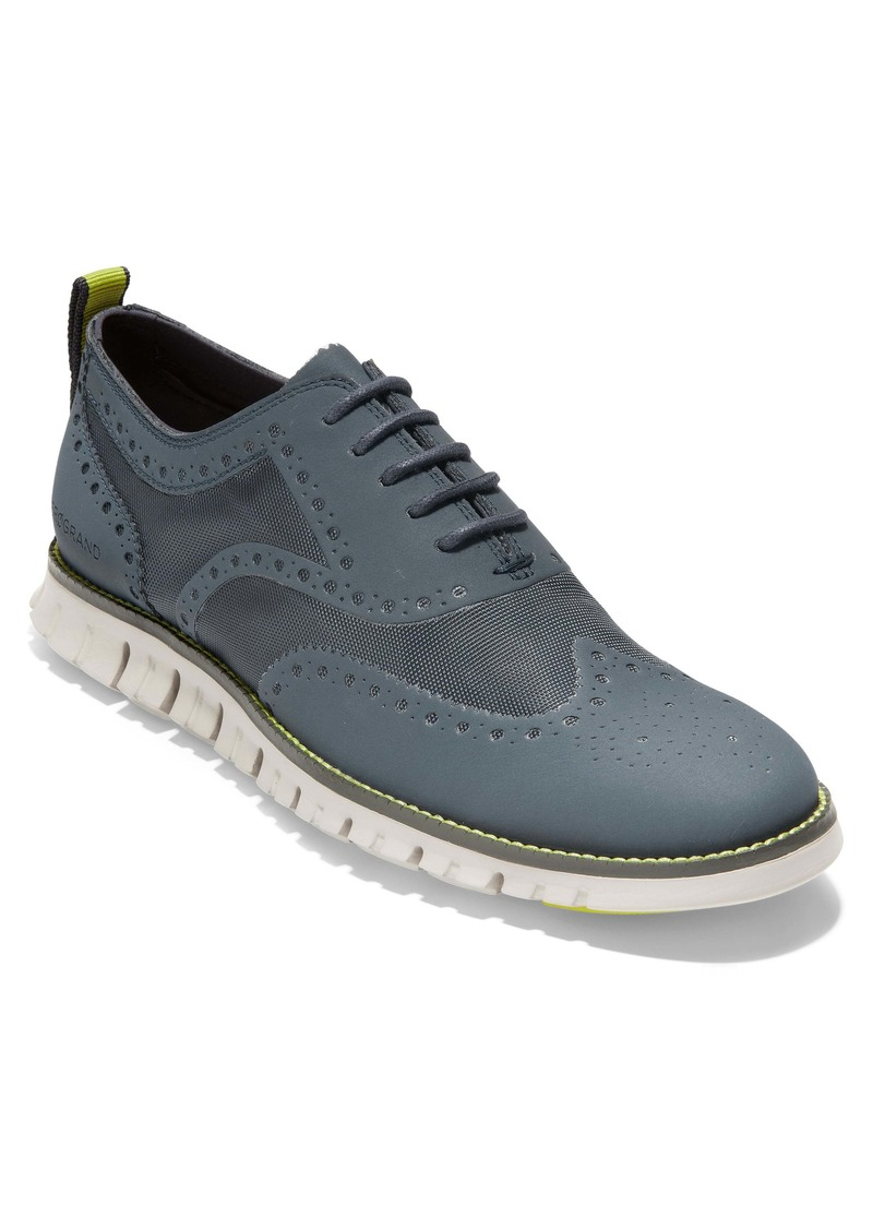 Cole Haan ZeroGrand Wingtip (Men)