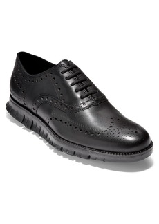 Cole Haan ZeroGrand Wingtip Derby (Men)