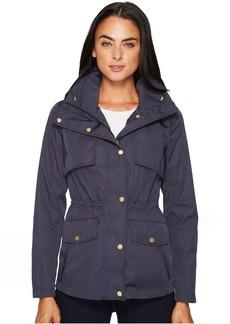 Zip Front Jacket w/ Placket & Snaps