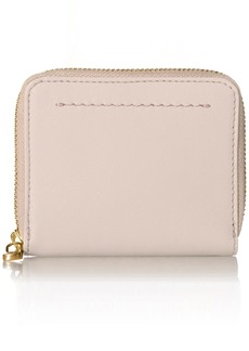 Cole Haan Zoe Small Zip Around Leather Wallet
