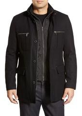 Cole HaanWool Blend Jacket
