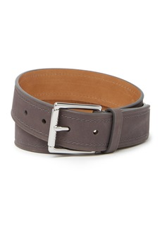 Cole Haan Cut Edge Leather Belt